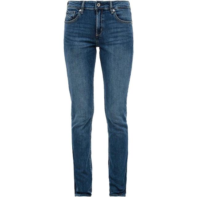 Q/S by s.Oliver Slim-fit-Jeans »Catie Slim«, in typischer 5-Pocket Form