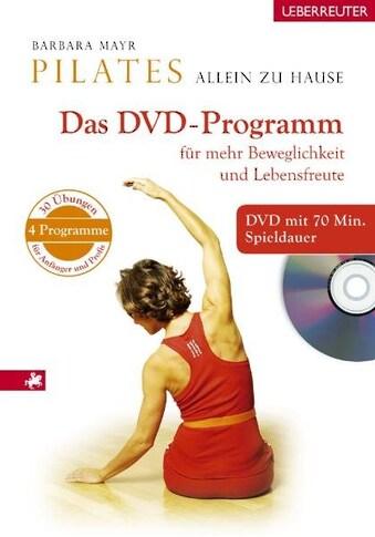Buch »Pilates allein zu Hause - das DVD-Programm / Barbara Mayr« kaufen