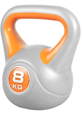 GORILLA SPORTS Kettlebell »Kettlebell Stylish Kunststoff 8 kg«, 8 kg kaufen