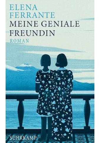 Buch »Meine geniale Freundin / Elena Ferrante, Karin Krieger« kaufen