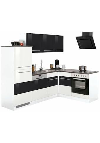 HELD MÖBEL Winkelküche »Trient«, ohne E-Geräte, Stellbreite 230 x 170 cm kaufen