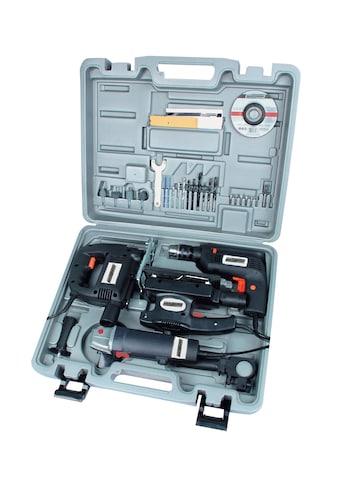 Brueder Mannesmann Werkzeuge Elektrogeräte - Set »Elektrogerätesatz, 4 - tlg.« kaufen