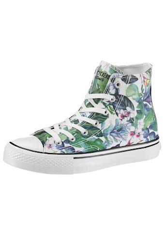 Dockers by Gerli Sneaker, mit floralem Druck kaufen