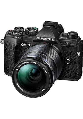Olympus Systemkamera »OM-D E-M5 Mark III«, M.Zuiko Digital ED 14-150mm F/4-5.6,... kaufen