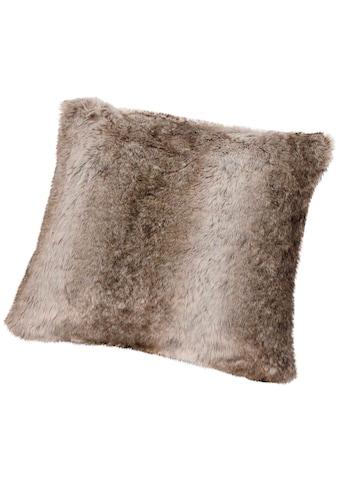 Fellkissen, »Kodiakbär Felloptik«, Gözze kaufen