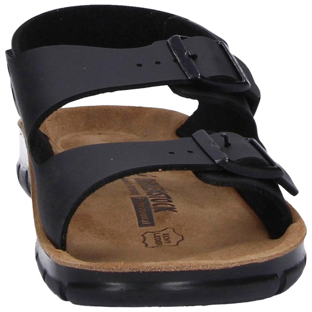 Birkenstock Sandale »500783«, Kano Damen schwarz