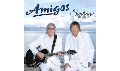 Musik-CD »Santiago Blue / Amigos« kaufen