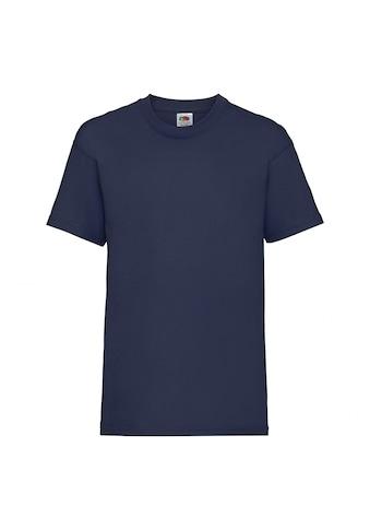 Fruit of the Loom T-Shirt »Kinder, kurzärmlig« kaufen