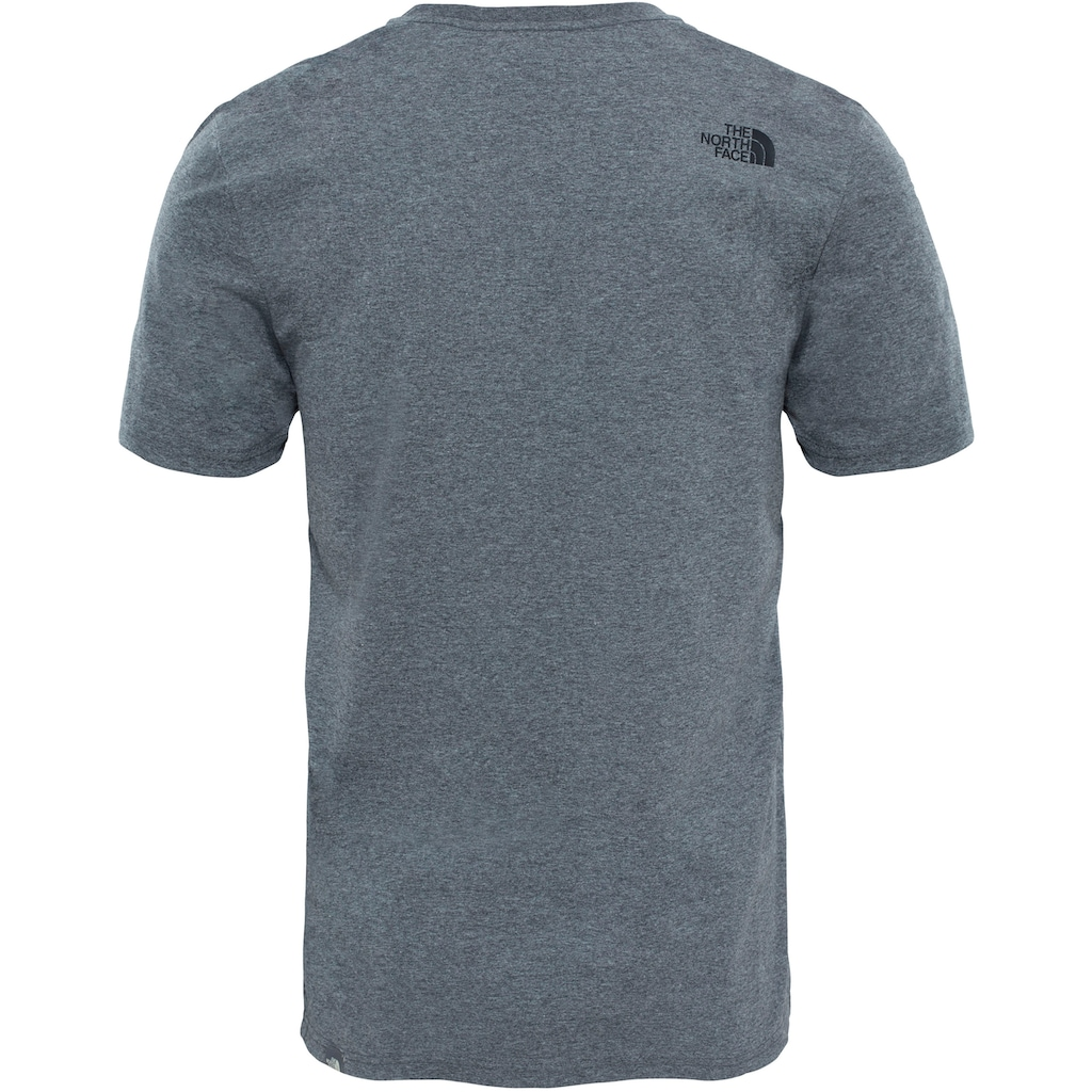 The North Face T-Shirt »EASY TEE«, Großer Logo-Print