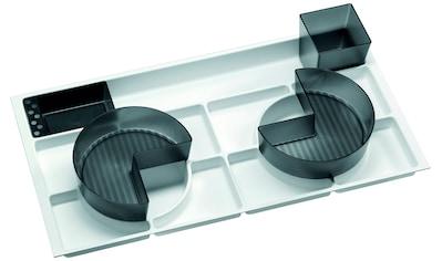 FACKELMANN Schubladeneinsatz »Schub«, Einlage für 80 cm-Schubfach kaufen