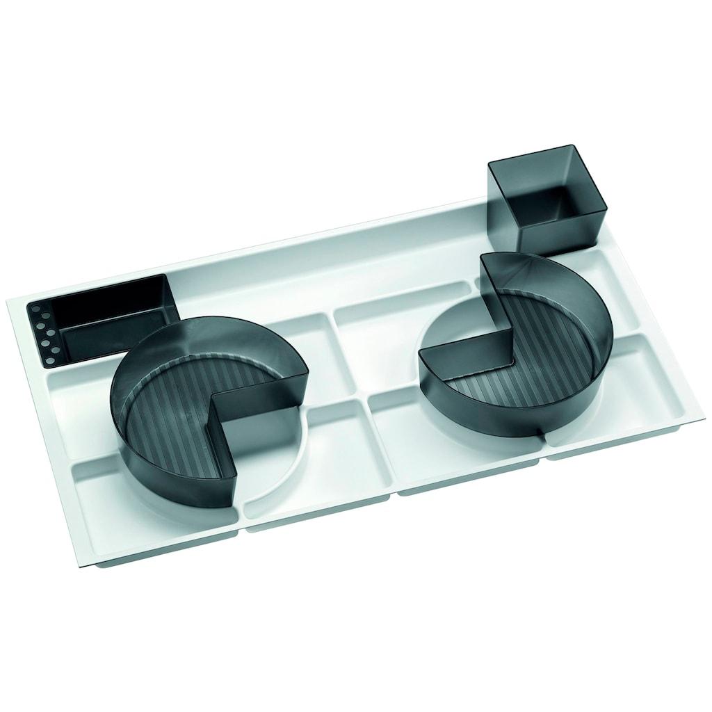FACKELMANN Schubladeneinsatz »Schub«, Einlage für 80 cm-Schubfach
