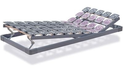 Tempur Lattenrost »Premium Flex 1000«, 10 Leisten, Kopfteil manuell verstellbar, manuell verstellbar für Ober- und Unterkörper kaufen