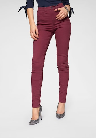 Arizona Jeansjeggings »in Coloured-Denim«, High Waist kaufen