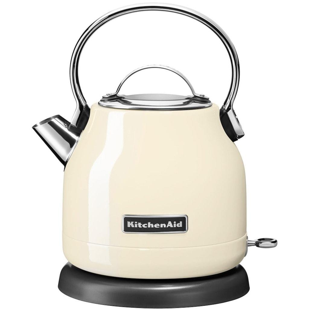 KitchenAid Wasserkocher »5KEK1222EAC«, 1,25 l, 2200 W