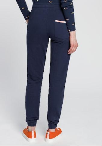 AJC Jogger Pants, mit kontrastfarbender Kordel kaufen
