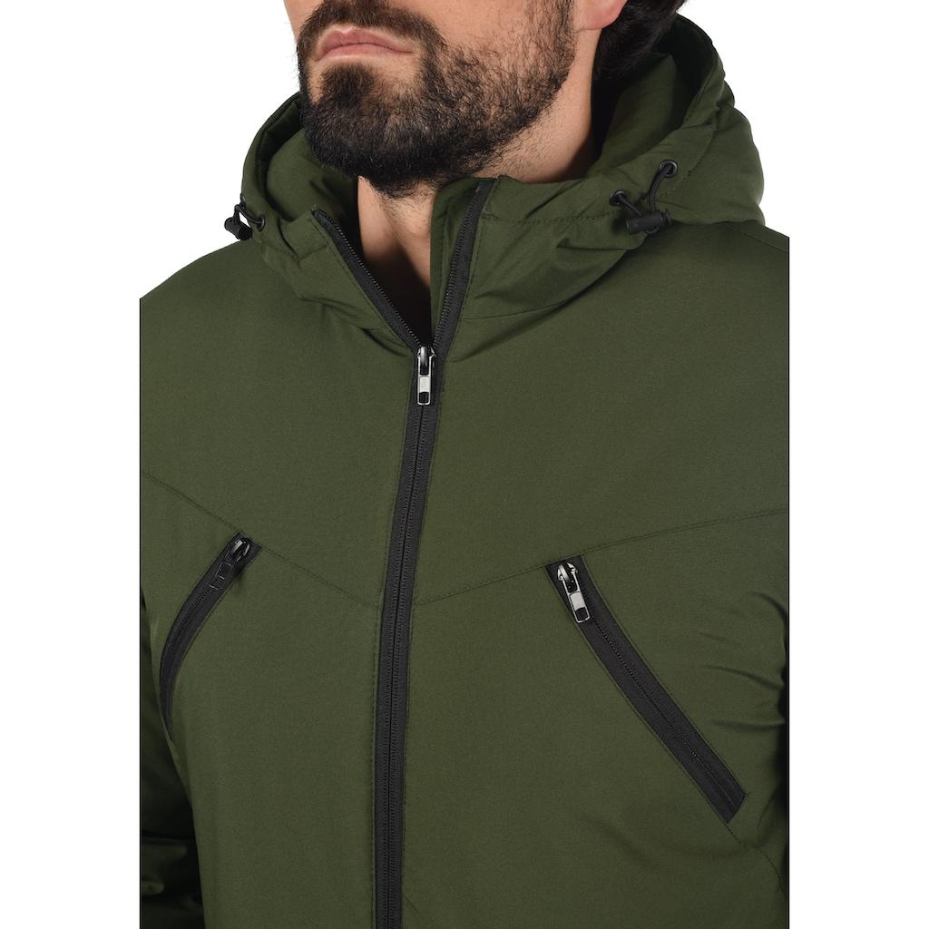 Blend Winterjacke »Omar«, modische Herren Winterjacke mit Kapuze