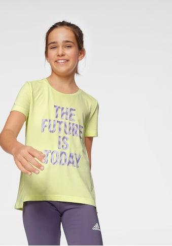 adidas Performance Funktionsshirt »JOUTH GIRL TRAINING TEE« kaufen