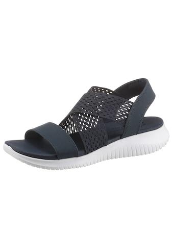 Skechers Sandale »Ultra Flex - Neon Star«, mit Yoga Foam kaufen