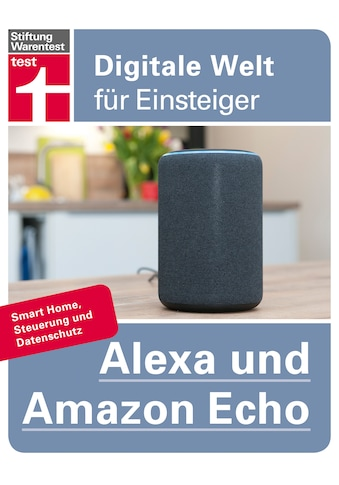 Buch »Alexa und Amazon Echo / Uwe Albrecht« kaufen