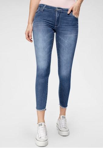 Please Jeans Slim-fit-Jeans »POSW_KM6W3X« kaufen