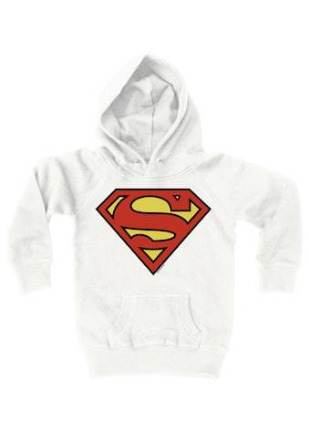LOGOSHIRT Kapuzensweatshirt mit stylischem Superman - Aufdruck kaufen