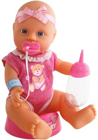 SIMBA Babypuppe »New Born Baby«, (1 tlg.) kaufen