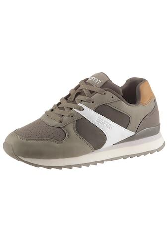 Esprit Sneaker »Ambro Lu 4«, mit Wechselfußbett kaufen