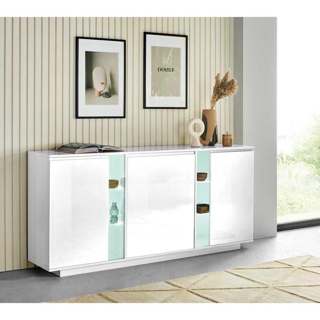 Tecnos Sideboard »Elegant«, Breite ca. 180 cm