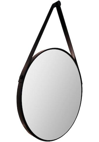 TALOS Spiegel »Black Light«, Ø 50 cm, runder Spiegel mit Beleuchtung kaufen