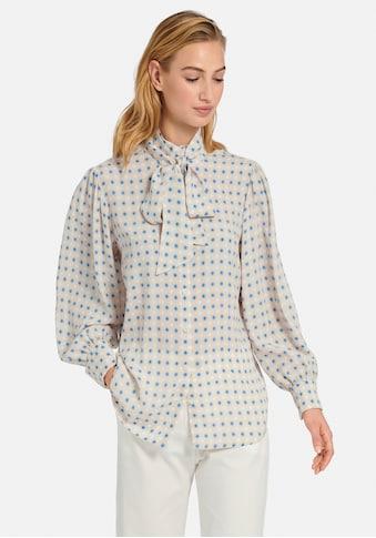 Uta Raasch Langarmbluse »Bluse«, mit Schluppe kaufen