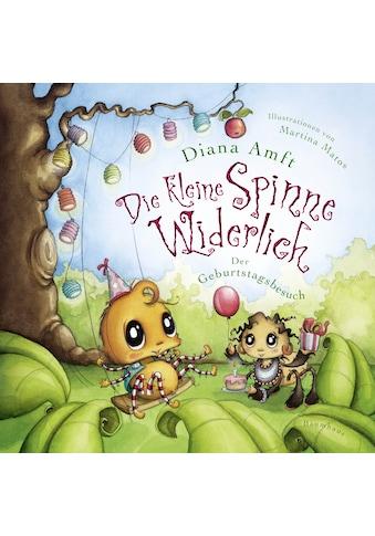 Buch »Die kleine Spinne Widerlich - Der Geburtstagsbesuch (Mini-Ausgabe) / Diana Amft, Martina Matos« kaufen