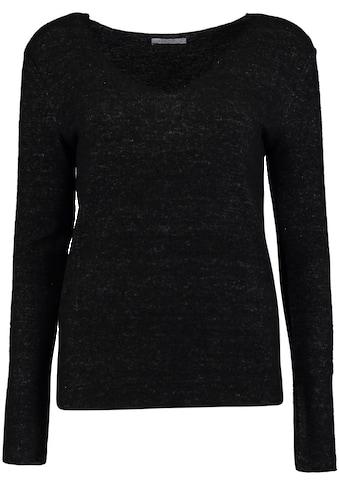 HaILY'S V-Ausschnitt-Pullover, mit Stretch kaufen