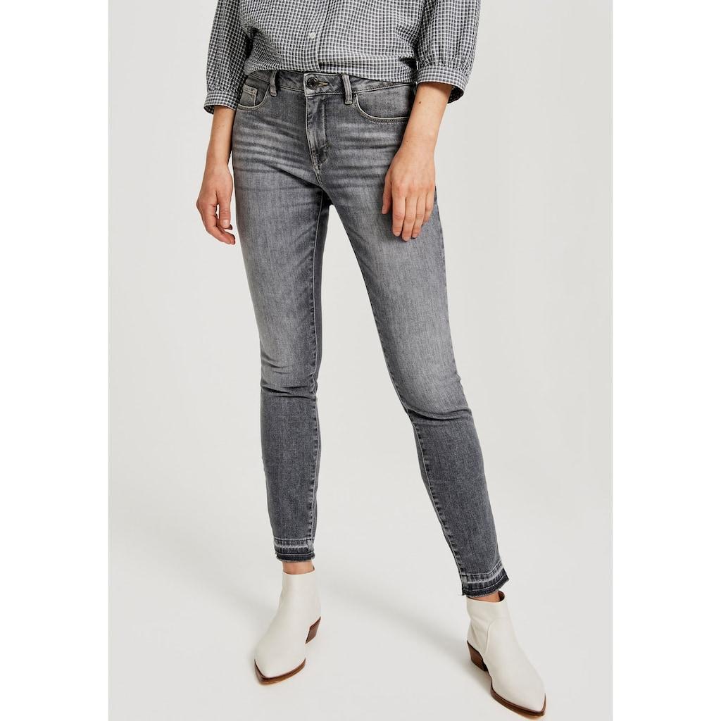 OPUS Stretch-Jeans »Elma«, mit Used-Effekten und Waschungen