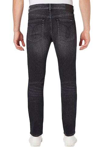 Calvin Klein Jeans Slim - fit - Jeans »SLIM TAPER« kaufen