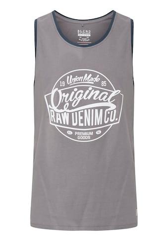Blend Tanktop »Walex«, ärmelloses Shirt mit Print kaufen