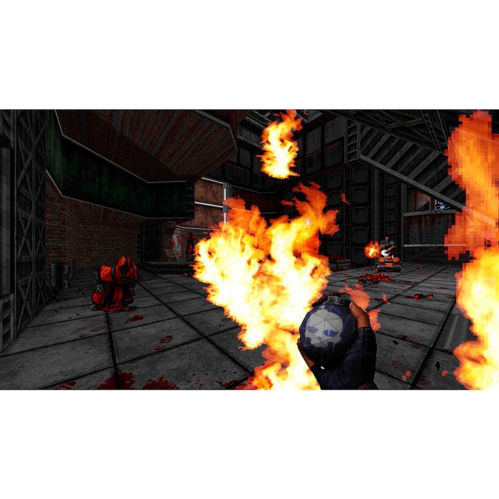 Spiel »Ion Fury«, PlayStation 4