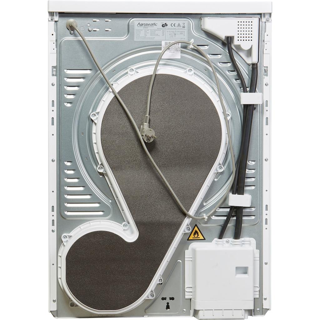 Hanseatic Wärmepumpentrockner »HWT8A3GT«
