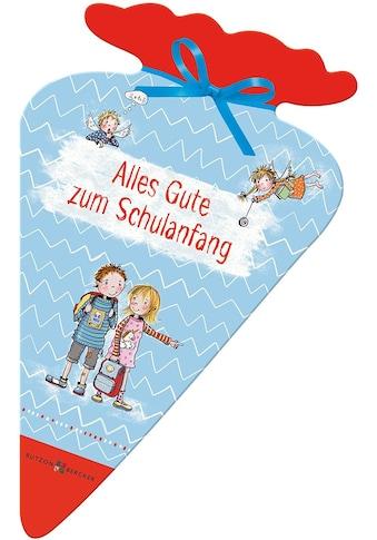 Buch Alles Gute zum Schulanfang / DIVERSE kaufen