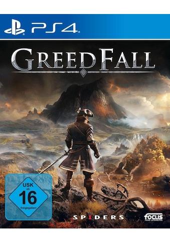 GreedFall PlayStation 4 kaufen
