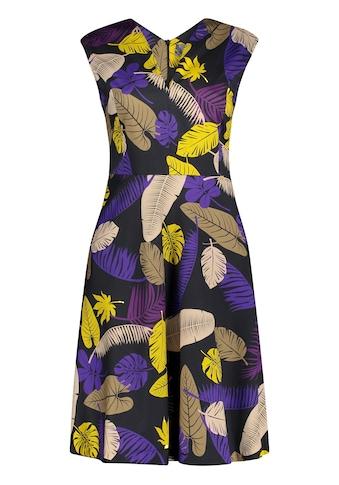 Nicowa Tropisch gemustertes Kleid ONIVEL kaufen