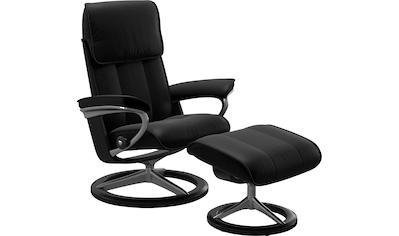 Stressless® Relaxsessel »Admiral«, mit Signature Base, Größe M & L, Gestell Schwarz kaufen
