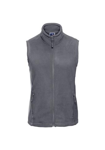 Russell Fleeceweste »Europe Damen Fleece-Weste / Fleece-Gilet, Anti-Pilling, durchgehender Reißverschluss« kaufen