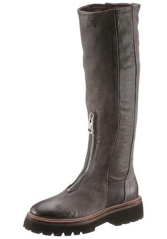 A.S.98 Stiefel »NATIVE«, mit raffiniertem Reißverschluss vorne kaufen