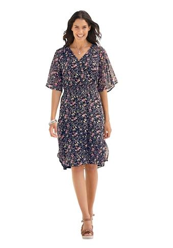 Classic Inspirationen Kleid mit süßem Millefleurs - Print kaufen