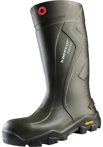Dunlop Gummistiefel »Purofort® + Outlander full safety with Vibram®«,... kaufen