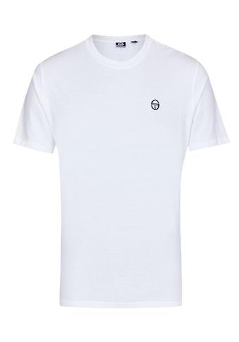 Sergio Tacchini DAIOCCO 017 Herren Basic-Shirt mit Logo kaufen