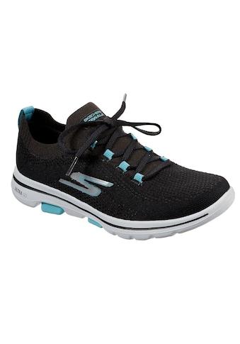 Skechers Slip-On Sneaker »Go Walk 5 - Uprise«, mit sockenähnlichen Schaft kaufen