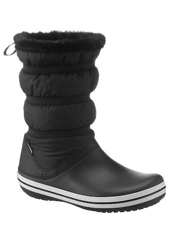 Crocs Winterstiefel »Crocband Boot« kaufen