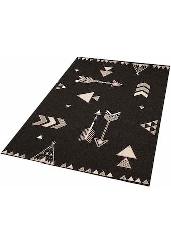 Zala Living Kinderteppich »Arrows Barney«, rechteckig, 4 mm Höhe, Spielteppich,... kaufen