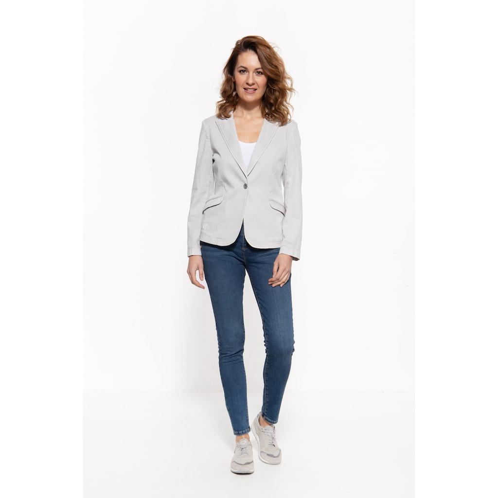ATT Jeans Jeansjacke »Darcy«, im Blazer-Schnitt